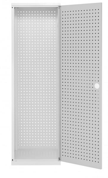 Sattelschrank Modell H0 lichtgrau / lichtgrau