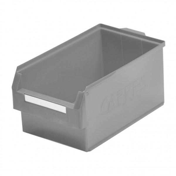 Kunststoffbox Gr. 1 grau