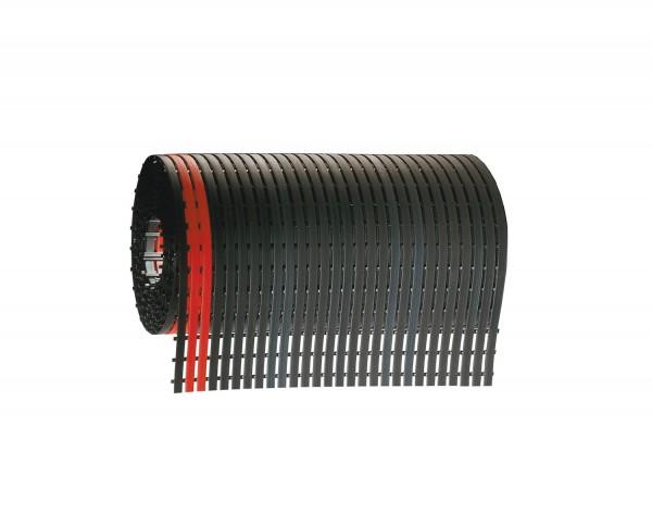 Stiefelmatten RolleL 5 m schwarz, Mattenbreite 800 mm