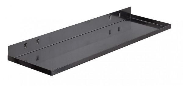 RasterPlan Ablageplatte 350 x 125 mm, anthrazitgrau.